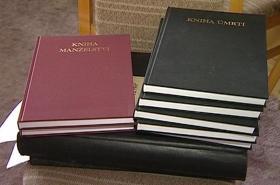 Matriční knihy