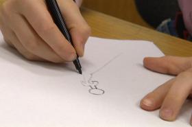 Kresba u psychiatra