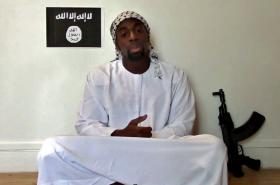 Video z 11. ledna, na němž je zřejmě Amedy Coulibaly