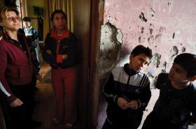 Romové ve vyloučené lokalitě