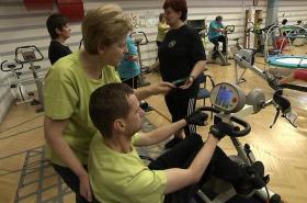 Sportovní maraton pro lidi se sklerózou (Klimkovice)