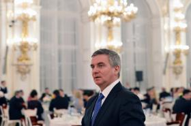 Kancléř prezidenta republiky Vratislav Mynář