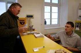 Franšíza Pošta - Partner funguje na Božím Daru už od roku 2009