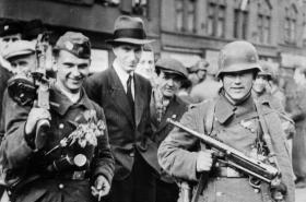 Vlasovci v době Pražského povstání v květnu 1945