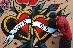Irové v referendu rozhodují o sňatcích homosexuálů