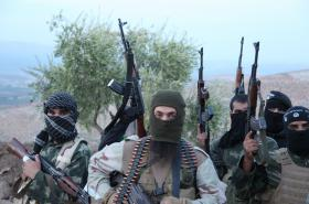 Ozbrojenci z radikálního hnutí An-Nusra