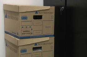 Krabice s novými dokumenty ze života tzv. pochodně č. 2 - Jana Zajíce