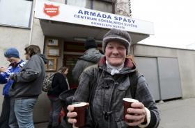 Armáda spásy - Centrum sociálních služeb