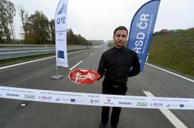 Otevření nového úseku silnice 1/11 mezi Ostravou a Opavou
