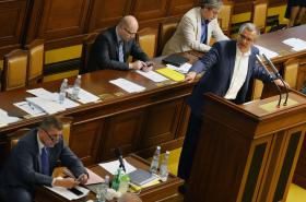 Jednání Poslanecké sněmovny