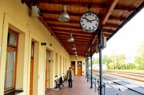 Nejkrásnější nádraží 2015