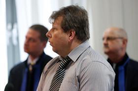 Bývalý vězeňský dozorce Jaroslav Schiller