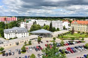 Areál Nemocnice České Budějovice
