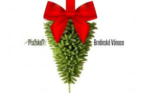Vizuál Brněnských Vánoc