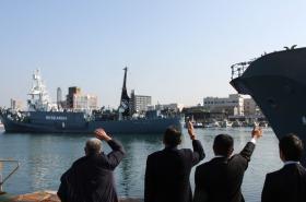 Začíná znovu kontroverzní lov velryb u Japonska
