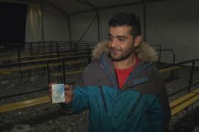 Do Evropy se chce dostat i Afghánec Dawood