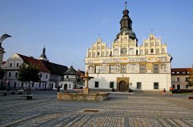 Radnice v Stříbře