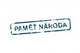 Paměť národa logo