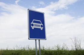 Silnice pro motorová vozidla