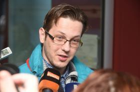 Obžalovaný Ondřej Staněk