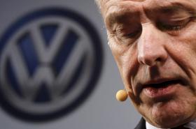 Generální ředitel Volkswagenu Matthias Müller