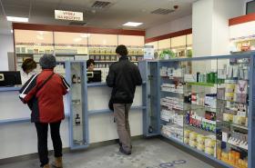 Lékárna - ilustrační snímek