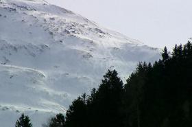 Lavina ve Wattenbergu