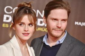 Emma Watsonová a Daniel Brühl