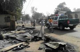 Útok v Nigérii