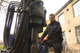 Čištění vody v Novém Bydžově