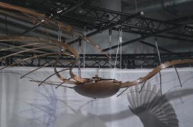Da Vinciho létající stroj
