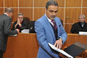 Advokáti Shahrama Abdullaha Zadeha se marně snažili zabránit zahájení soudního procesu