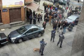 Dopadení Salaha Abdeslama