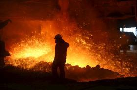 Ocelářský závod Valin Group v Číně