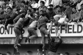 Tragédie na stadionu Hillsborough