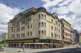 Ostravica-Textilia, bývalý obchodní dům