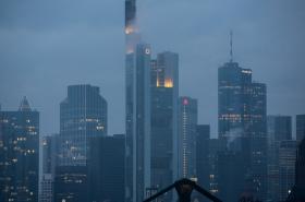 Finanční centru Frankfurtu nad Mohanem