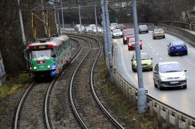 Rozšíření Žabovřeské ulice mělo podle plánů začít letos