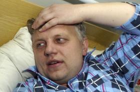 Ruský novinář Pavlo Šeremet