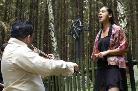 Pietní akt za oběti romského holocaustu