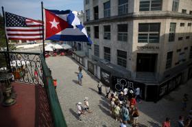 Hotel v Havaně