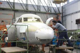 Zaměstnanci Aircraft Industries