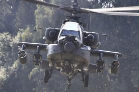 Ve výcvikovém prostoru Libavá probíhalo ostrými střelbami vojenské cvičení předsunutých leteckých návodčích Ample Strike