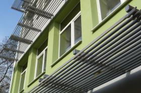Pasivní bytový dům Dubňany