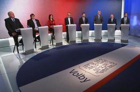 Debata z Jihočeského kraje