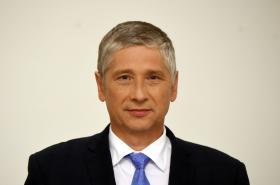 Lídr kandidátky Moravskoslezského kraje Ivo Vondrák k volbám