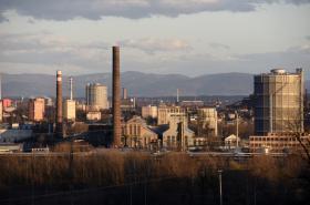 Ostrava se potýká se znečištěným ovzduším