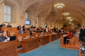 Jednání Senátu PČR