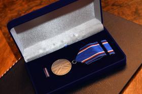Medaile Karla Kramáře