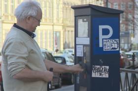 Placení parkování v Brně